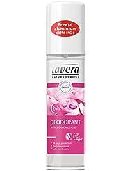lavera Fresh Deodorant, Organic Wild Rose