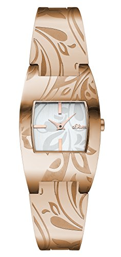 s. Oliver Ladies 'Watch XS Analog Quartz Stainless Steel Coated 2924/MQ