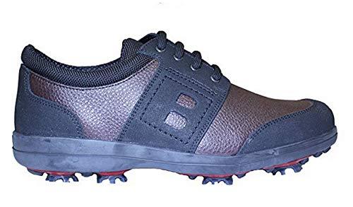 Bally Golf K-Tour ll/20 Brown Dark, Leather, Plain (UK7,5) -