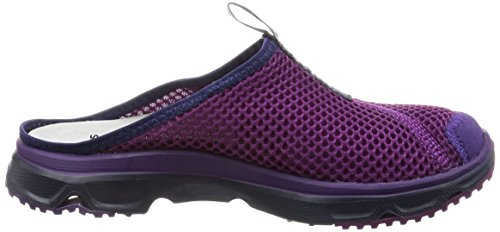 Salomon Damen RX Slide 3.0 Halbschuhe, Lila (Grape Juice/Evening Blue/Acai), Gr. 38