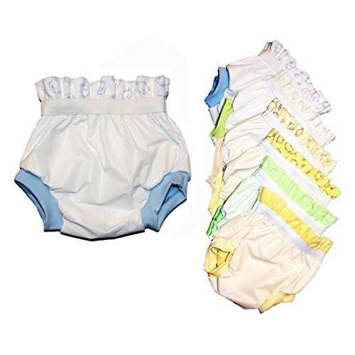 Baby Lernunterhose Windelhöschen Gr. 1 (gelb)