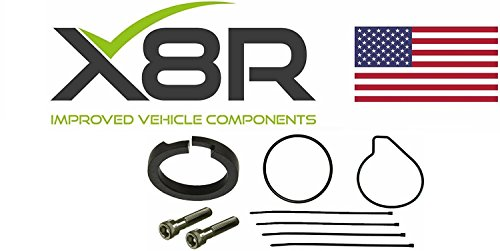 AUDI/MERCEDES/BMW/LAND ROVER/JAGUAR/ WABCO AIR SUSPENSION COMPRESSOR REPAIR KIT X8R45