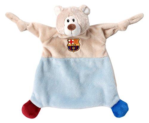 FCB FC Barcelona - Doudou Osito Peluche, 25 x 25 cm (NICI 40415)