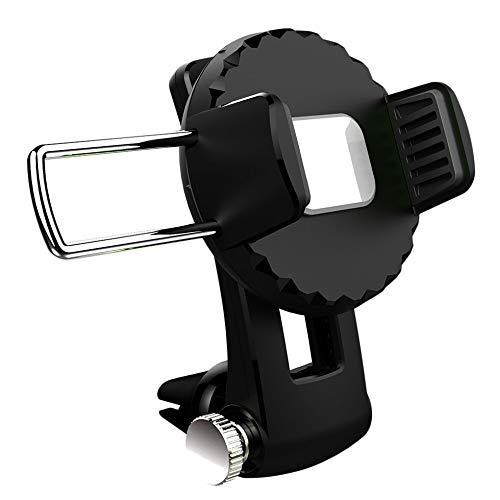 Sen-Sen Handy Stents Automatic Lock Universal Autolüftungsgitter GPS Halter schwarz - Gps-lock