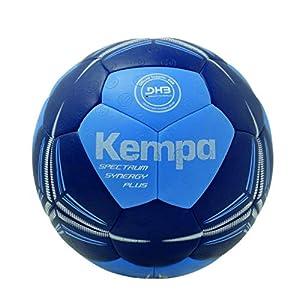Kempa Spectrum Synergy Plus Ball Handball, Energy deep blau, 2