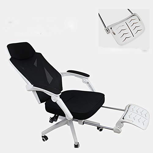 Sofa chair Home Ergonomischer Lehnstuhl Bogen Computer Büro Net Sessellift Drehstuhl Personal...