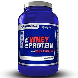 trucos de salud y belleza: Proteinas Whey isolate 100% proteina de suero hidrolizada de alta calidad - 908g...