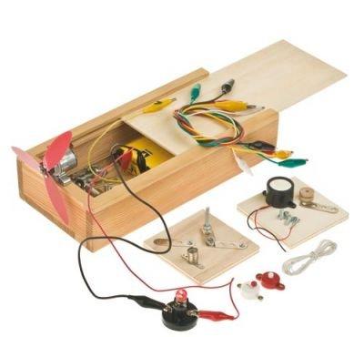 Elektro-Baukasten Bausatz und Lernspielzeug K93931 Bausatz für Kinder und Jugendliche