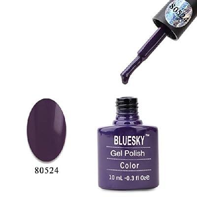 Rock Royalty 80524 Bluesky Soak off uv nail gel polish 10ml.14 day wear!