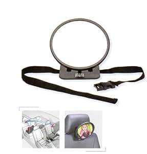 miroir de securité pour voiture surveiller bébé marque SARO