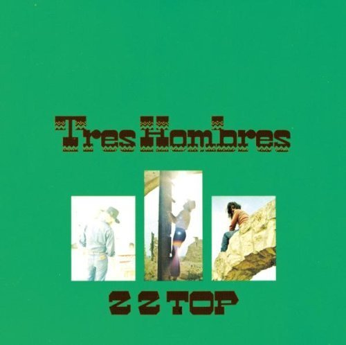 Tres Hombres Import Edition by Zz Top (1990) Audio CD