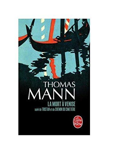 La Mort à Venise par Thomas Mann