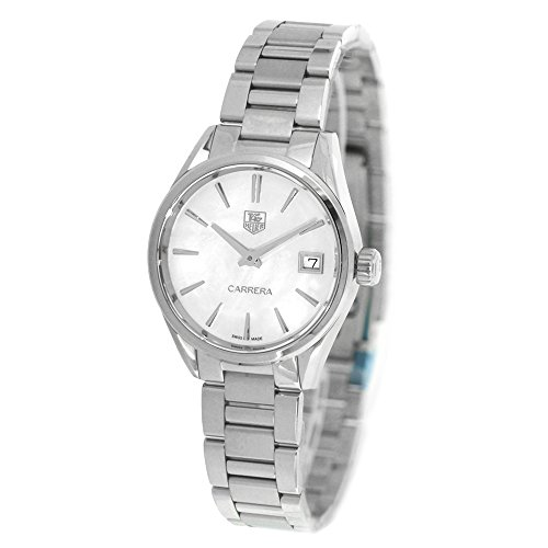 TAG HEUER Carrera Quartz Date 32 Mm War1311.Ba0778 Ladies