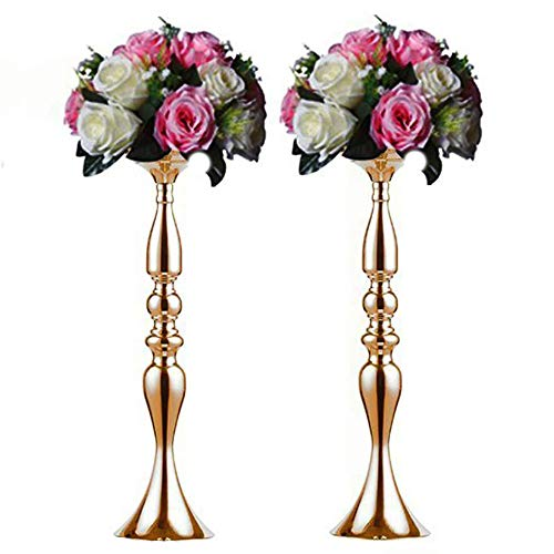 Hochzeit/Party Blumenstand, Eisener hoher Kerzenständer, Haupttisch Mitte Dekoration, Hochzeit/Party Dekorationen