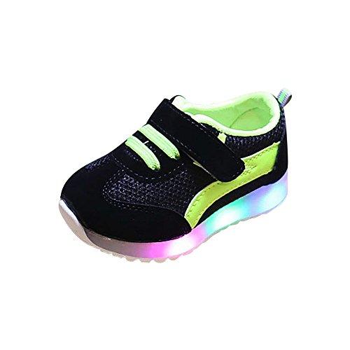 Kobay Babyschuhe Led Licht Schuhe Weiche Leucht Outdoor Sandalen