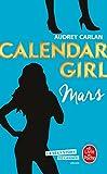 mars calendar girl tome 3
