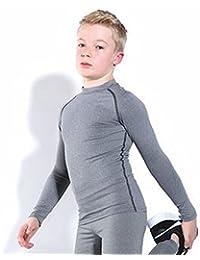 Rhino capa de base de manga larga - juniors