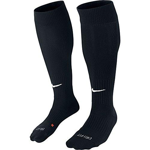 Nike Fußball Trikot Jersey Schwarz (tm schwarz / weiß)