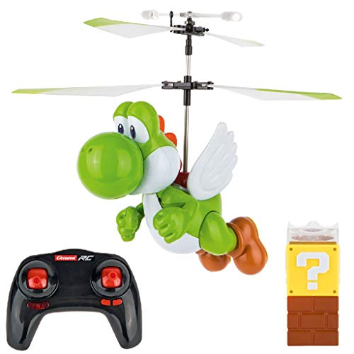 Carrera RC Nintendo Super MarioTM - Flying Yoshi 370501033 Ferngesteuerter Helicopter