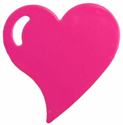Pinces coeur (lot de 4)