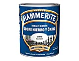 Akzo Nobel Coatings 5093743 - Esmalte antioxi. sat. 750 ml bl ext. hammerite