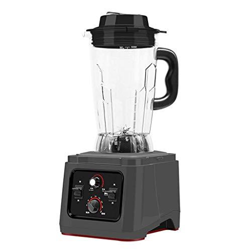 BLENDER Hochleistungs-Profi-Gerät Multifunktions-Mixer Power Mixer Für Smoothies, Suppen, Iced Drinks, Rezepte 5L