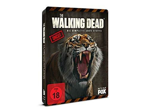 Produktbild The Walking Dead - Die komplette achte Staffel (Exklusives Steelbook)