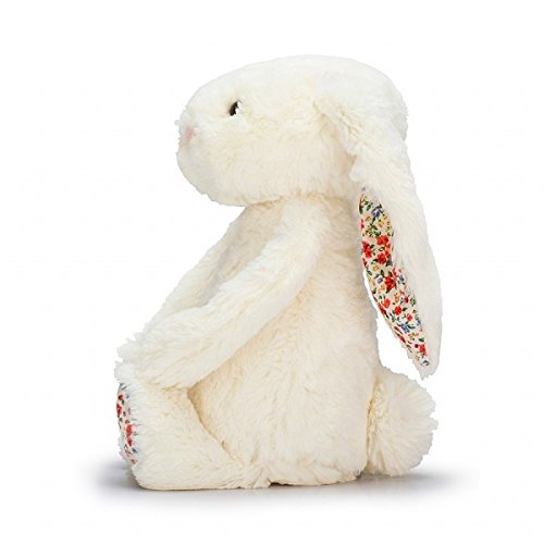 Jellycat - Blossom Bashful Bunny - Cream - Medium