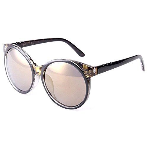 Z-P new retro style wayfarer round sunglasses UV400 58MM