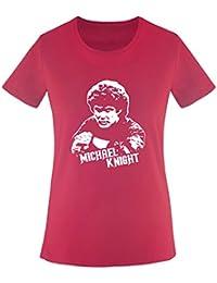 MICHAEL KNIGHT ... Damen T-Shirt Gr. XS bis XL