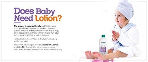 Himalaya Baby Lotion (400ml)