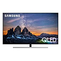Samsung 75 Inch Flat Smart 4K QLED TV- 75Q80RA-Series8, (2019)
