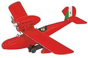Porco Rosso - Savoia S.21F Folgore - 1/72 Plastic Model Kit (FJ-4)