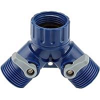 SH-Flying Divisor del Grifo de Agua, Interruptor de derivación de la válvula de Control de 2 vías Interruptor de derivación para G3 / 4 ''