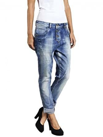 only damen jeans lizzy antifit jeans rea1024 light blue. Black Bedroom Furniture Sets. Home Design Ideas