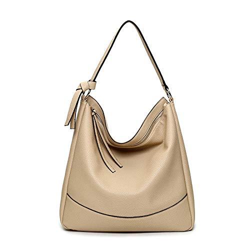 YZJLQML Lady bagsNew Damentasche_2019 Großhandel Neue Damentasche koreanische Version der Umhängetasche Wilde Diagonale Tasche Damentasche Fashion @ apricot