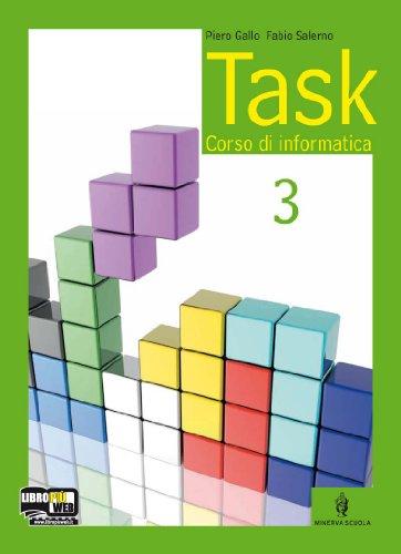 Task. Con espansione online. Per gli Ist. tecnici: 3