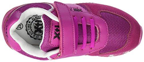 XTI Unisex, bambini 054632 scarpe sportive Rosa