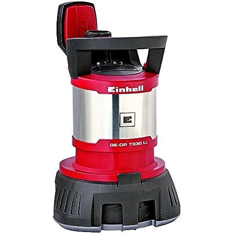 Einhell GE-DP 7330 LL ECO - Bomba sumergible de aguas sucias y limpias