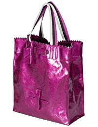 Tintamar - Sac Tote Club Med - Collection Be Happy - Rose Fuchsia