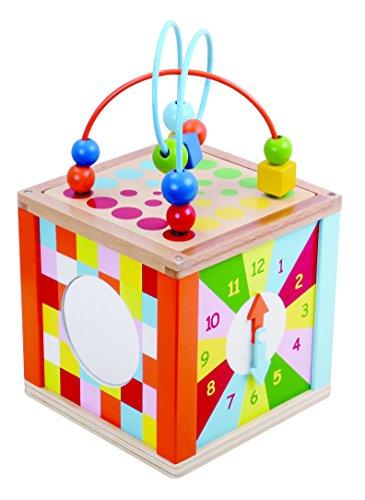 Andreu Toys tk15109Craft Trikes Play Cube Mitte Set, 19,2x 19,2x 19,2cm