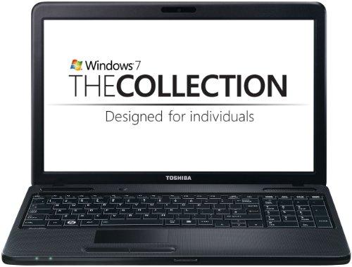 Toshiba Satellite C660-21Z 15.6 inch Laptop (Intel Core i3-370M 2.4GHz, 4GB RAM, 320GB HDD, Windows 7 Home Premium)