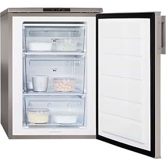 aeg arctis a71100tsx0 gefrierschrank a gefrieren 110 l edelstahlt rfronten seiten. Black Bedroom Furniture Sets. Home Design Ideas