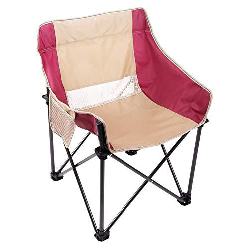 ppstuhl Tragbarer Stuhl Hocker Picknick Camping Strandkorb Angeln Stuhl Brett Sessel ()