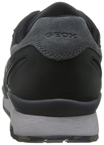 Geox U Sandford A Grau (negro / Anthracitec9270)