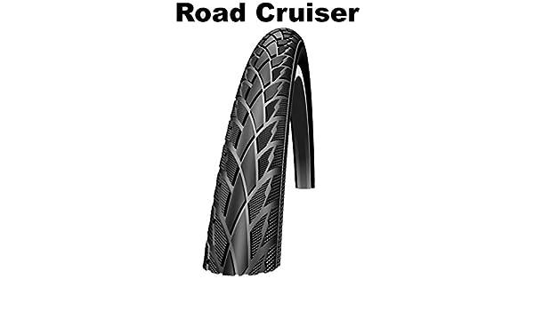Reifen Reifen, Schläuche & Laufräder SCHWALBE Road Cruiser Drahtreifen 26 K-Guard Active Reflex braun  2019