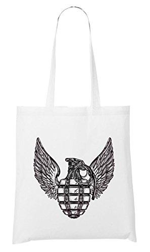 Wings Of Grenade Sac Blanc Certified Freak