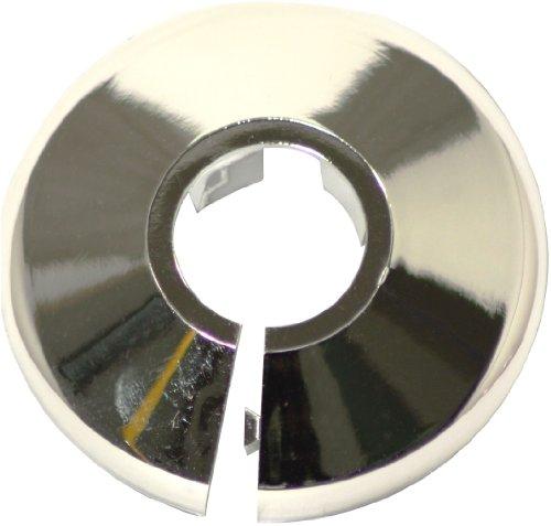 Plumb-Pak Rohrmanschetten, Chrom, 22 mm, 6 Stück