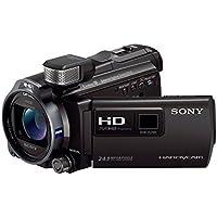 Sony HDR-PJ780VE HD Flash Camcorder (1920 x 1080 Pixel, ZEISS Optik mit 10-fach Zoom, Projektor mit 35 Lumen, HDMI, 32GB Speicher) schwarz