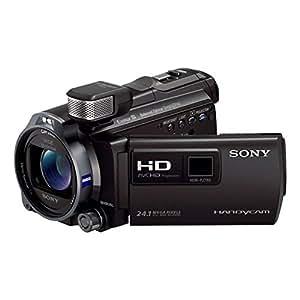 Sony  HDRP-PJ780VE  Camescopes Classique  24,1 megapixels  zoom optique X17 32 Go